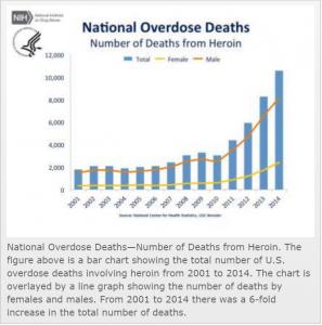 heroin chart day 2 detox